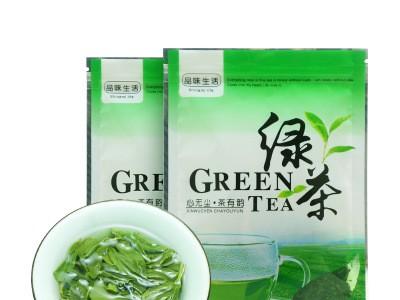 云雾绿茶100g袋装日照充足绿茶毛尖散装茶叶