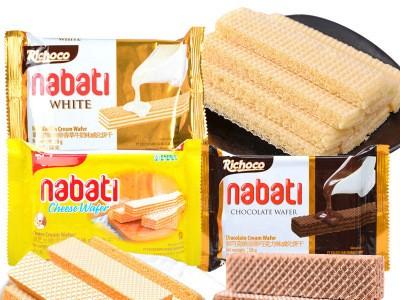 印尼进口零食饼干