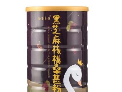 黑芝麻粉核桃桑葚黑豆粉糊代餐粉