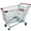 物业仓库理货车小区便民金属超市购物车手推车 shopping trolley