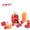 冠芳山楂树下饮料整箱山楂汁350ml*15瓶果味果汁解腻开胃官方年货